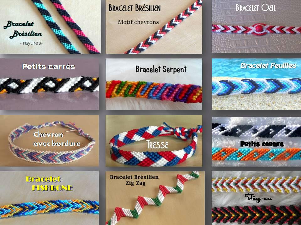 Bracelets Brésiliens Débutants Facile